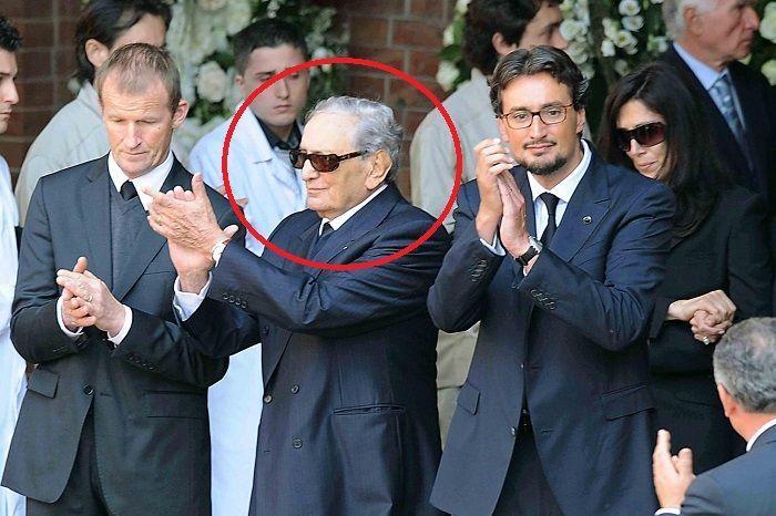 Michele Ferrero morto: il funerale del papà della Nutella