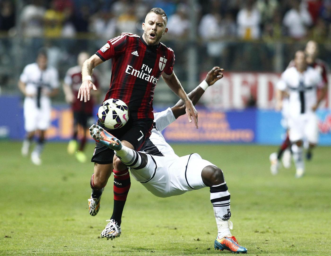 Milan Parma posticipo 150x150