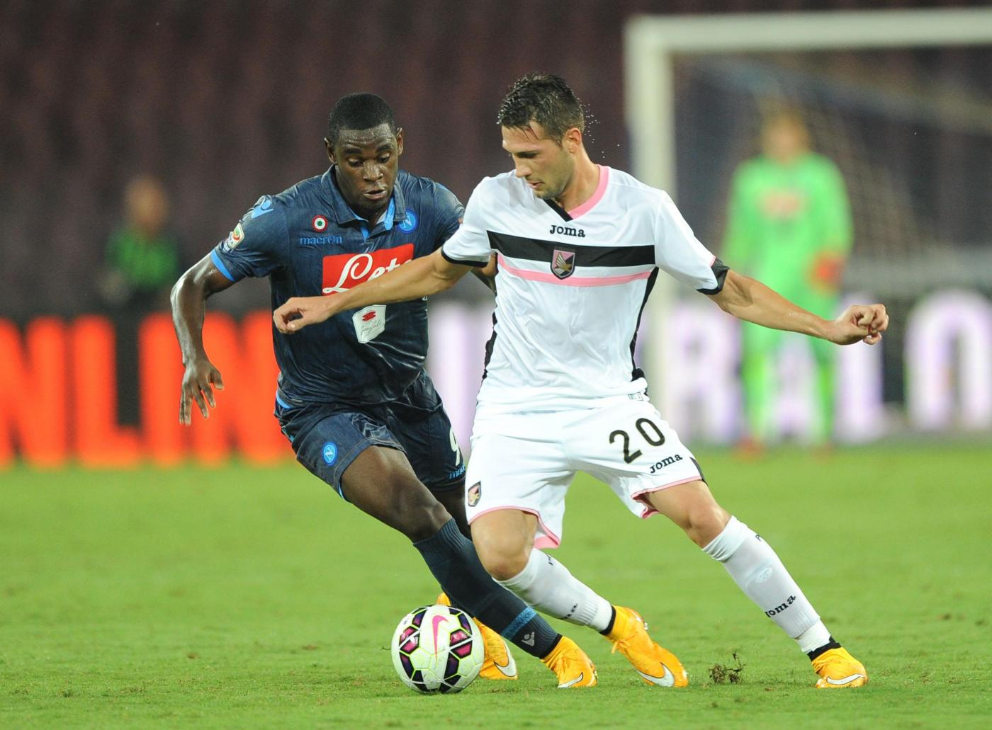 Palermo vs Napoli 3-1: Gabbiadini non basta