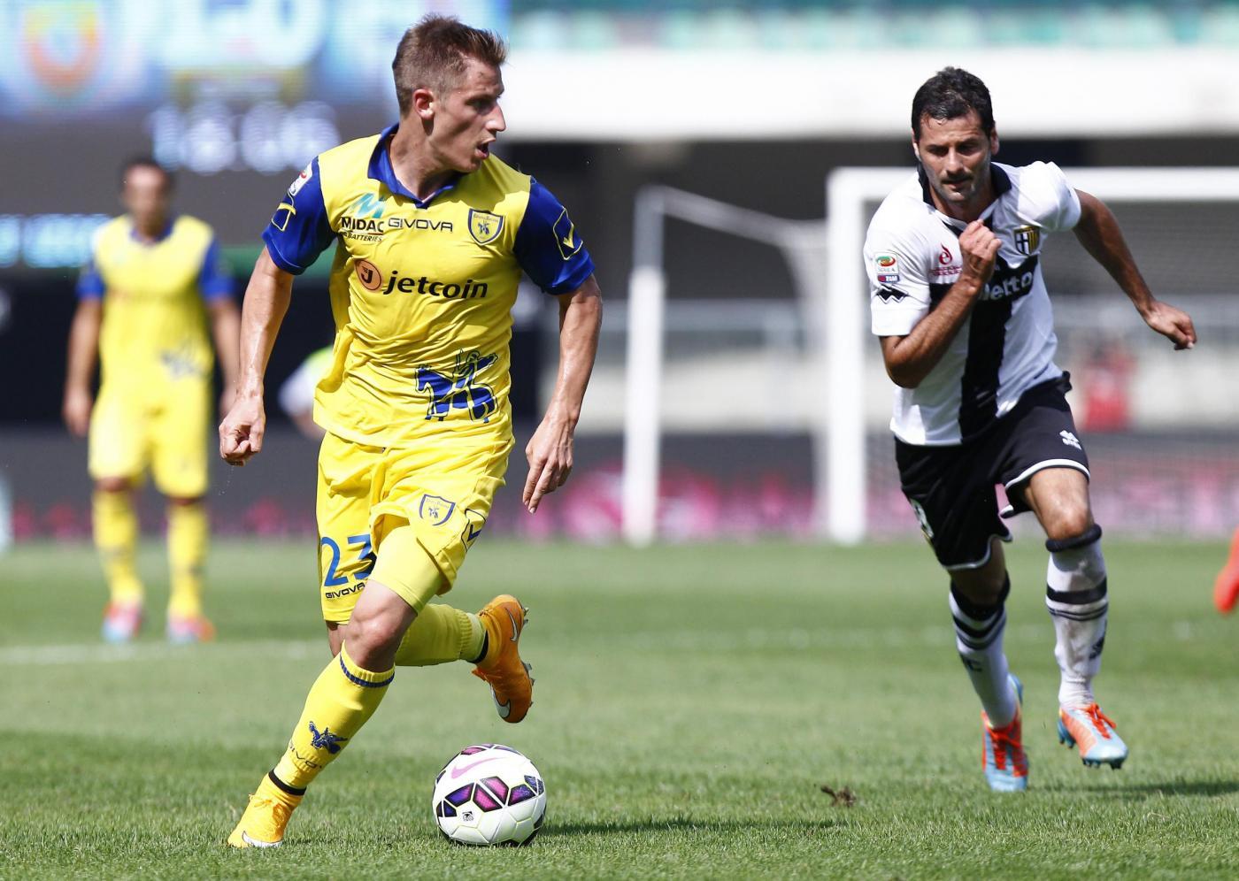 Parma vs Chievo: probabili formazioni del recupero