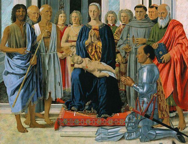 Mostra Piero della Francesca: a Reggio Emilia i disegni del maestro, tra arte e scienza