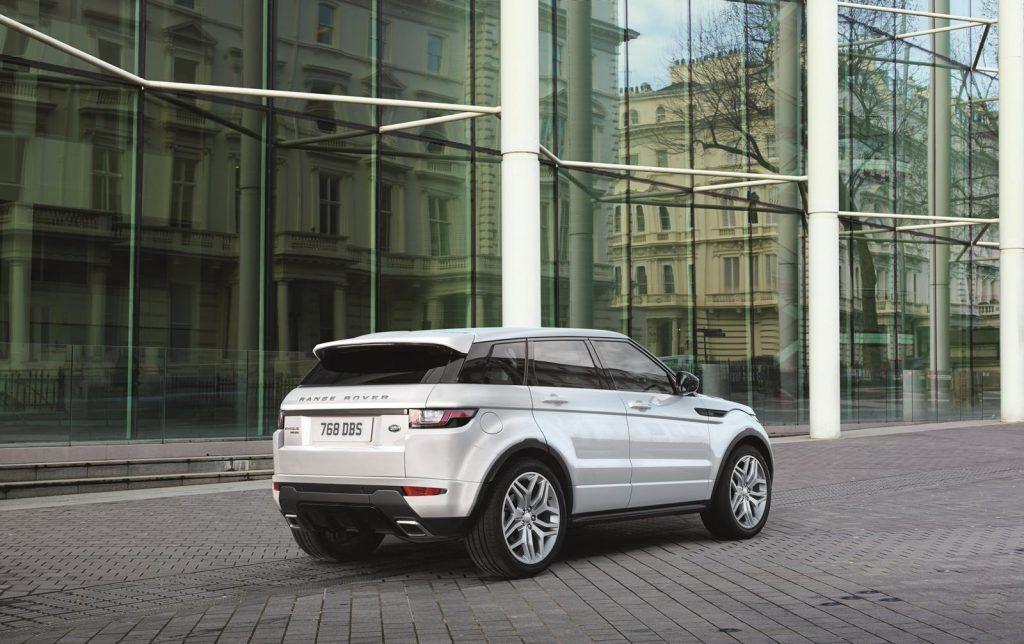 Range Rover Evoque posteriore 1024x644