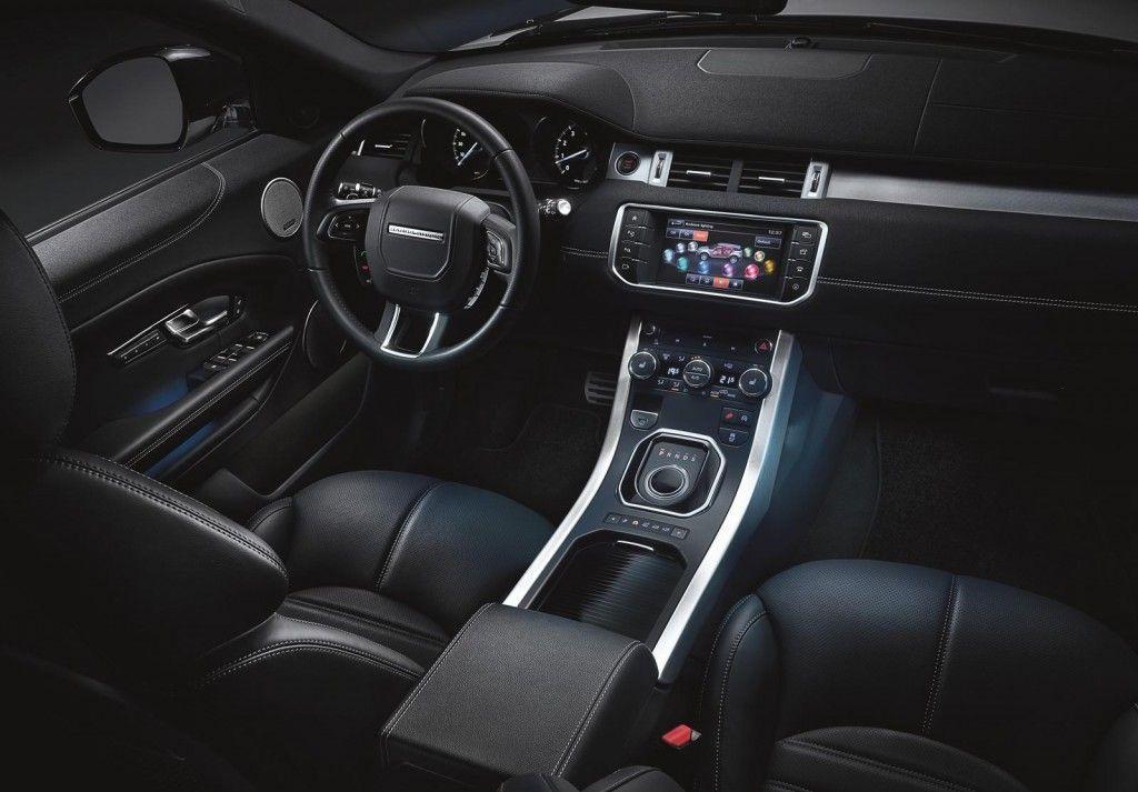 Range Rover Evoque sedili 1024x713