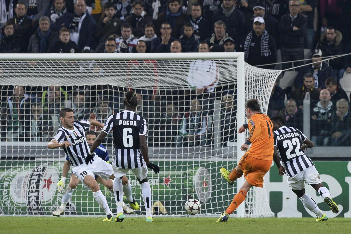 Juventus quinta in Europa per media gol/partita, Real domina la classifica