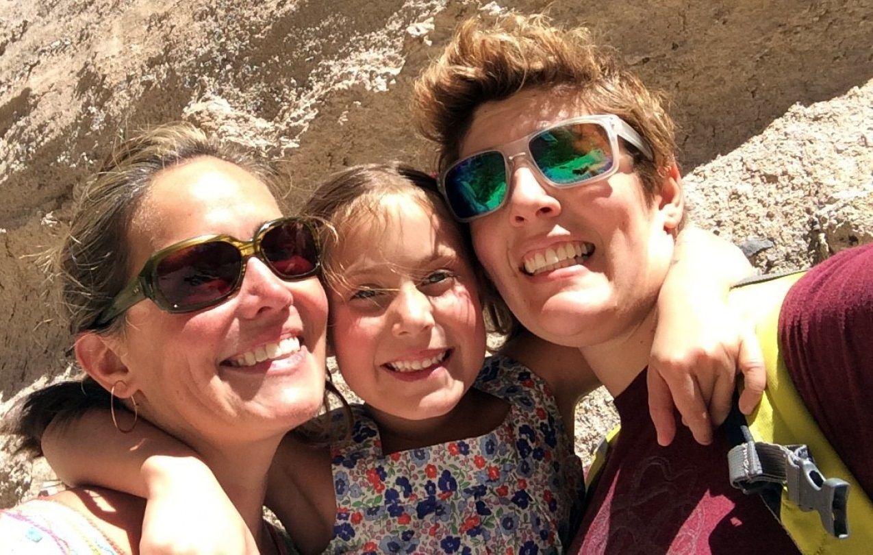 'Sono lesbica, vorrei lo fosse anche mia figlia': bufera su Sally Kohn