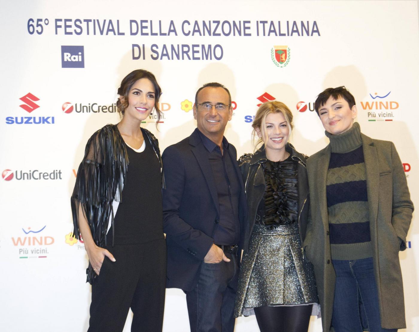 Festival di Sanremo 2015 Festival di Sanremo 2015