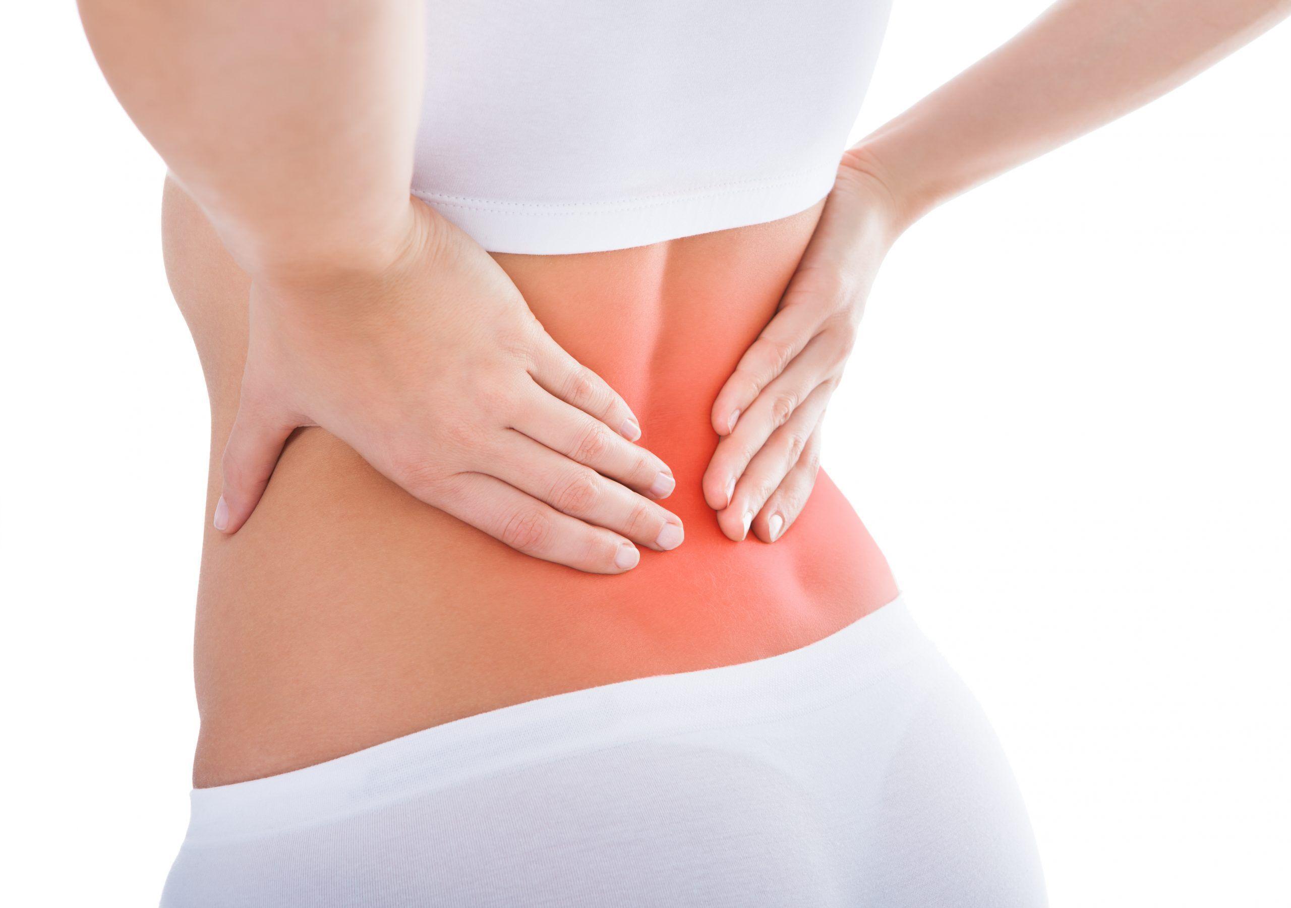 Sei a rischio mal di schiena? [TEST]