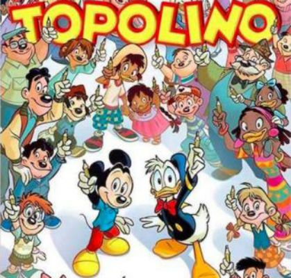 Topolino, la cover pro Charlie Hebdo ritirata dalla Panini: 'Bozzetto ipotetico'