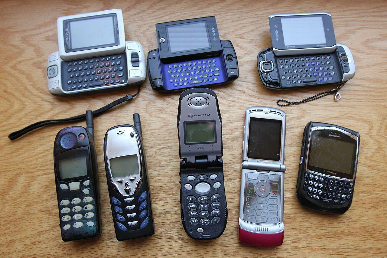 Top 5 funzioni estinte dei cellulari