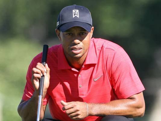 Woods sul green