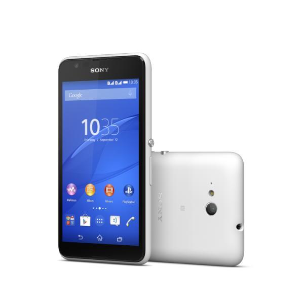 Sony Xperia E4g: il low cost più veloce della luce