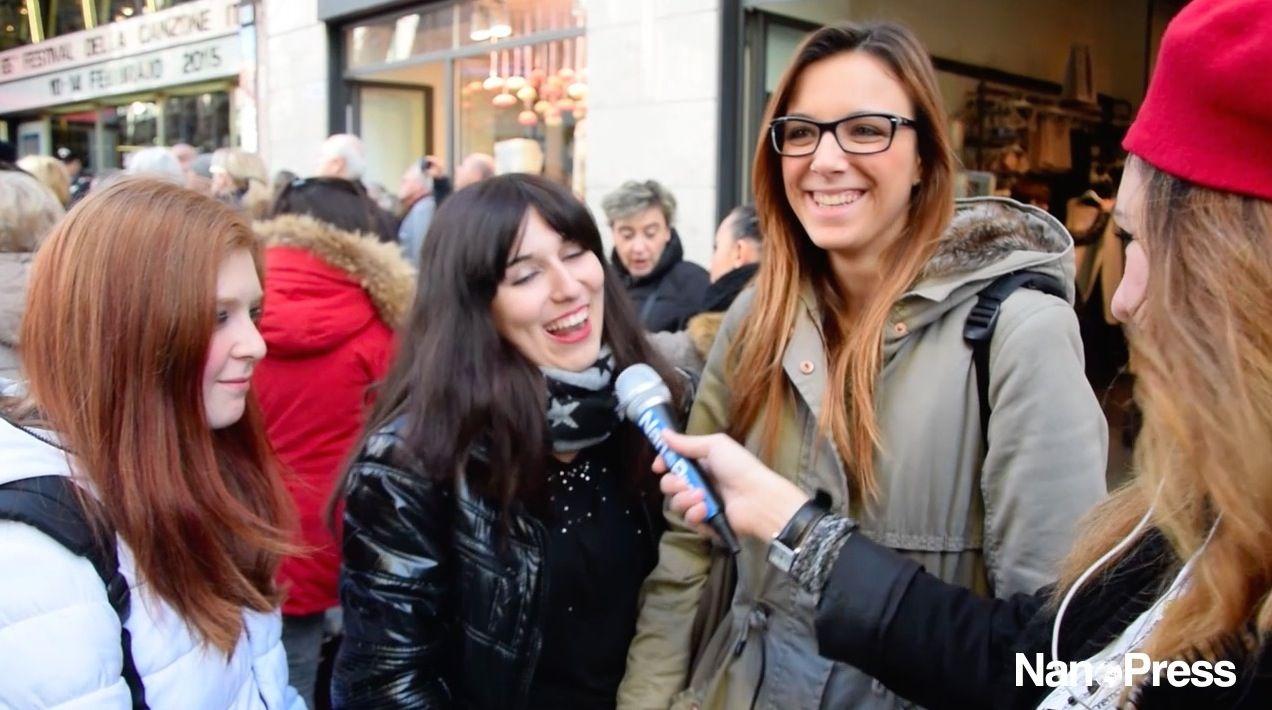 Alice Nel Sanremo Delle Meraviglie: umori e sensazioni da Corso Matteotti
