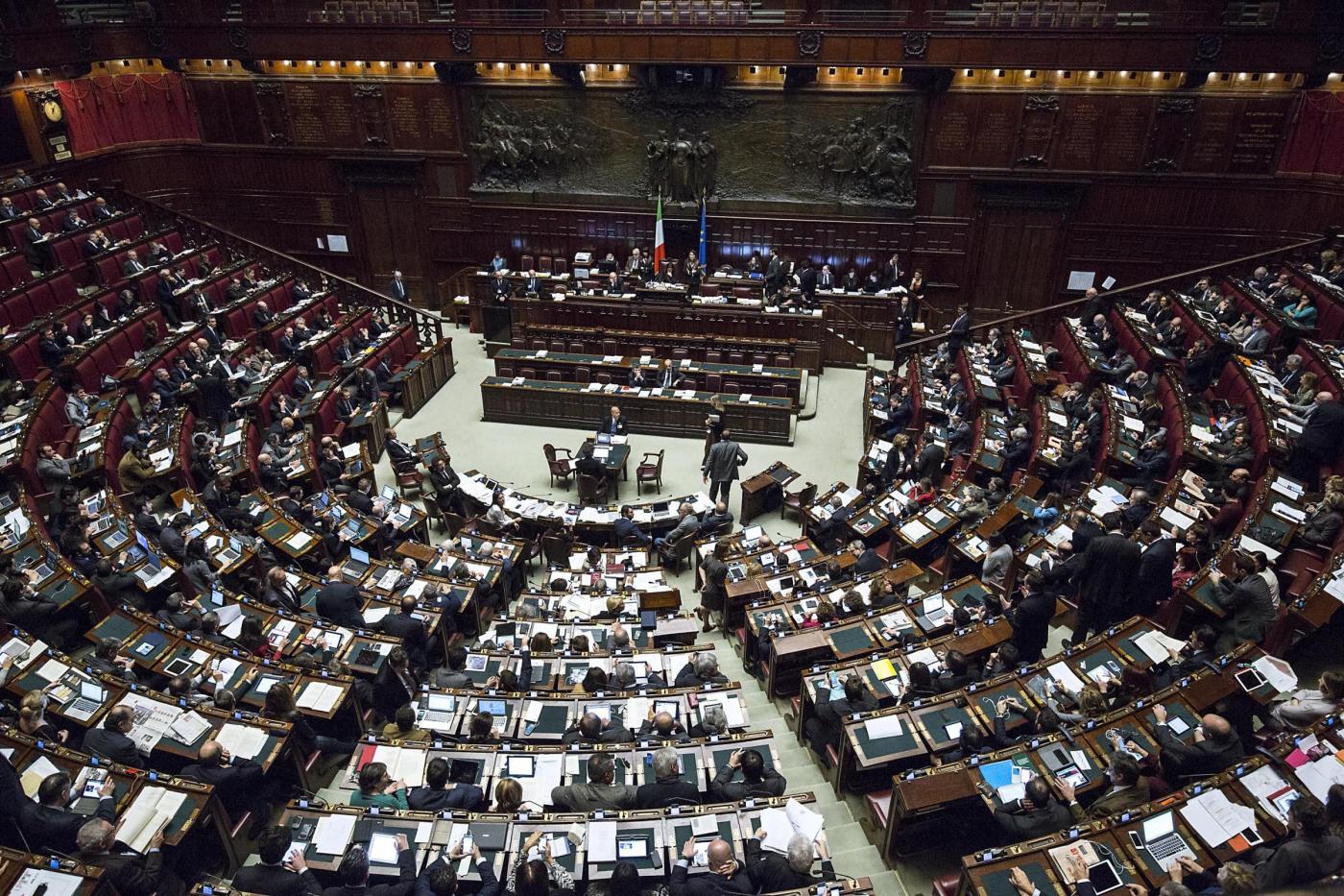 Costo Parlamento italiano 2015: solo la Camera costerà 1 miliardo di euro