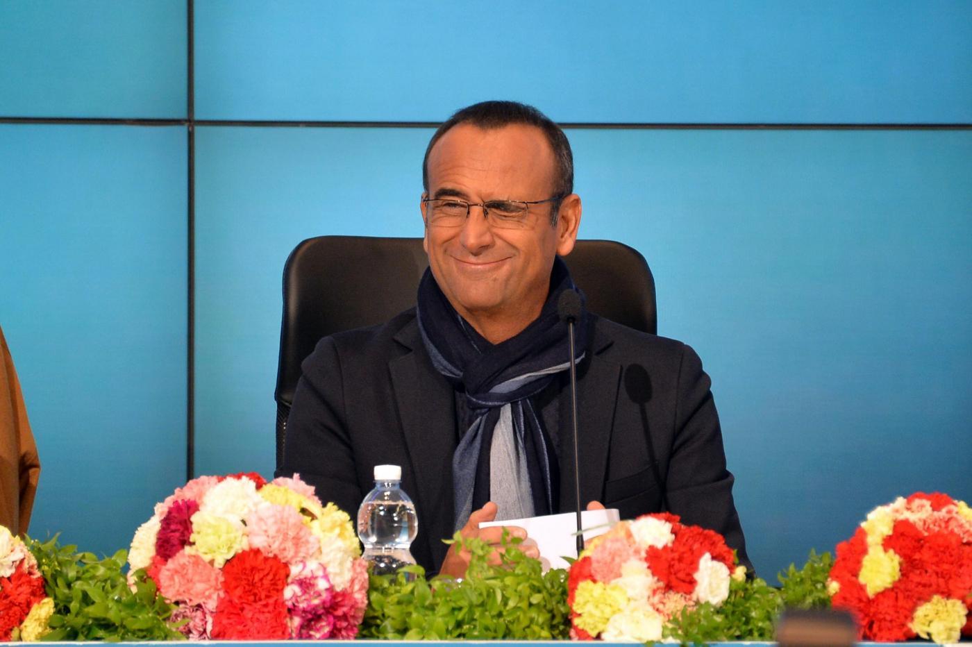 Sanremo 2015 conferenza stampa 11 febbraio