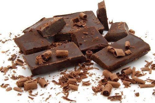 cioccolato stanchezza