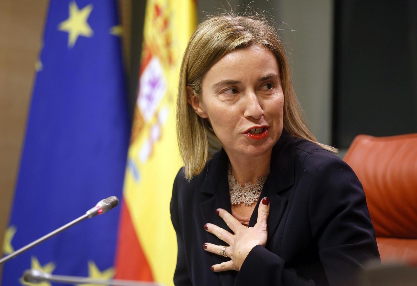Federica Mogherini commissariata? Nominato un consulente speciale per la Difesa