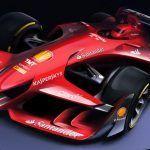 Ferrari anticipa la Formula 1 del futuro