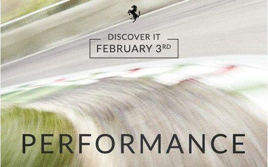 Ferrari 458 Italia restyling: lancio previsto il 3 febbraio