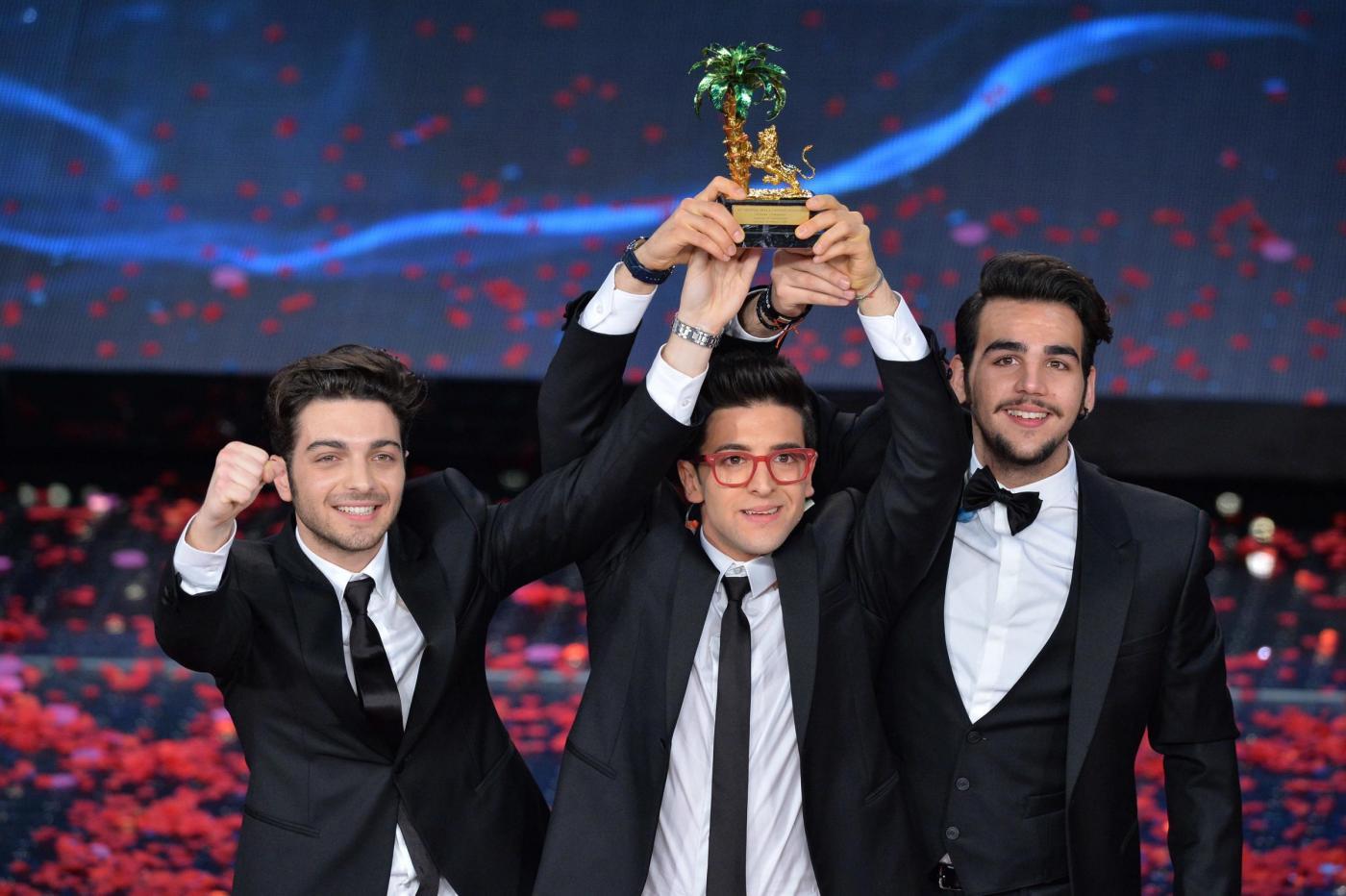 Sanremo 2015 classifica finale