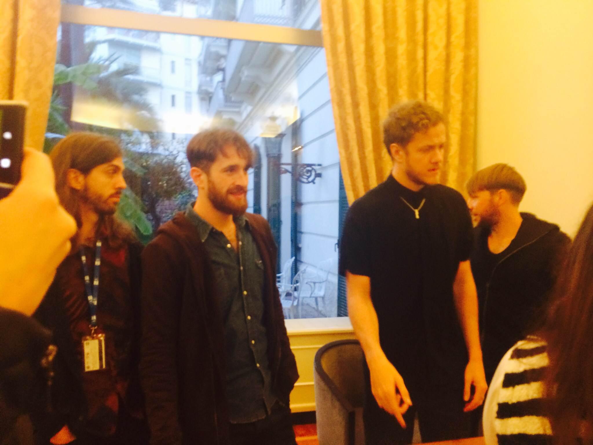Imagine Dragons ospiti al Festival di Sanremo 2015: intervista