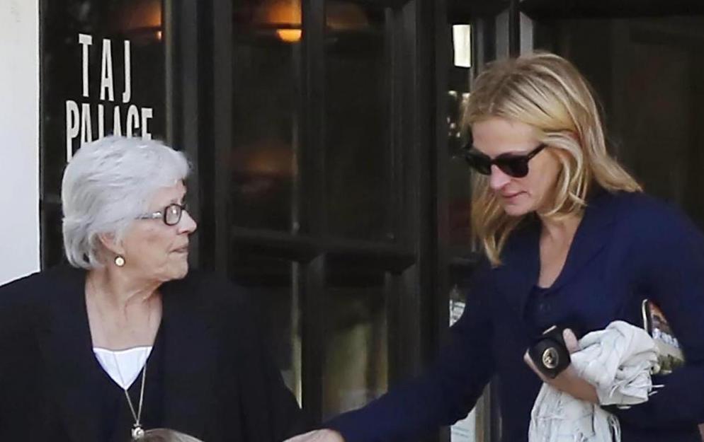 Julia Roberts: è morta la madre Betty Lou Motes