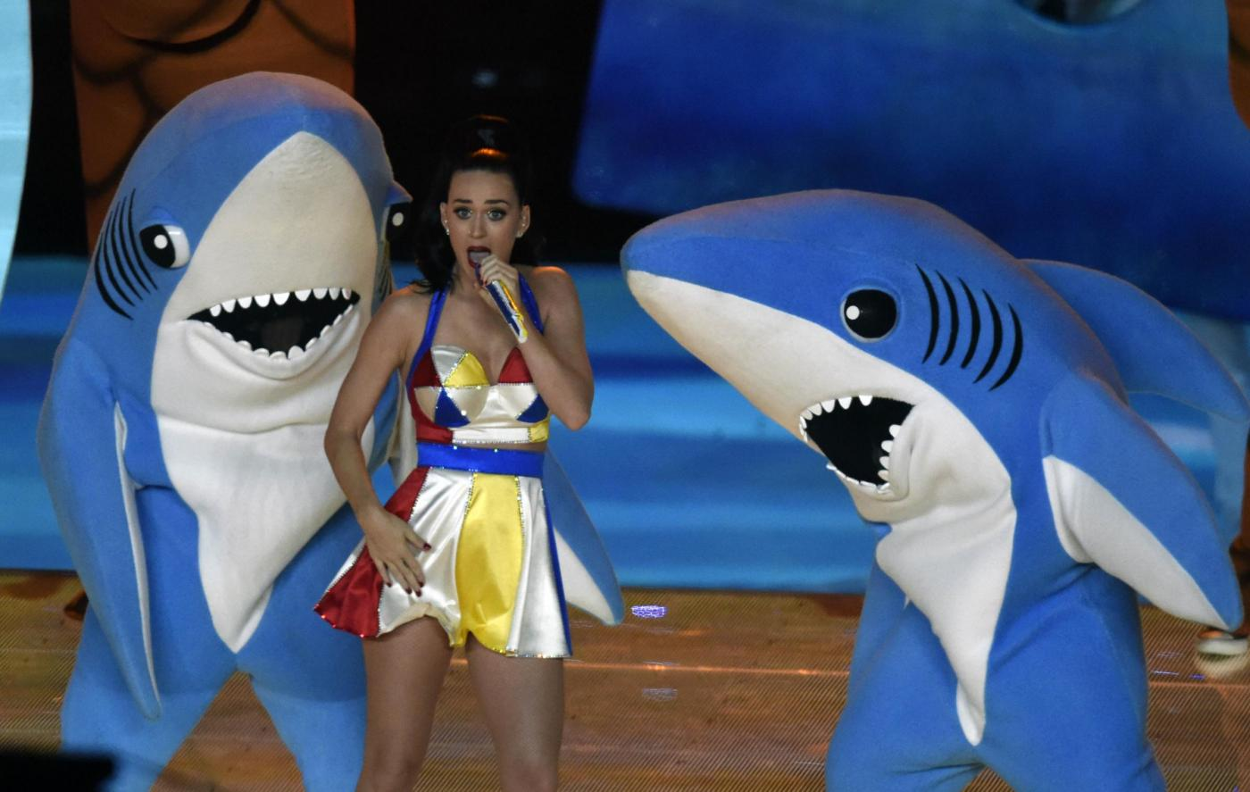 Super Bowl 2015 halftime show Katy Perry