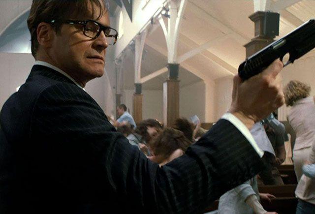 Kingsman – Secret Service: trailer italiano e trama del film con Colin Firth