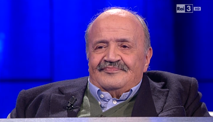Maurizio Costanzo a Che tempo che fa: il suo show tornerà su Rete 4 ad aprile