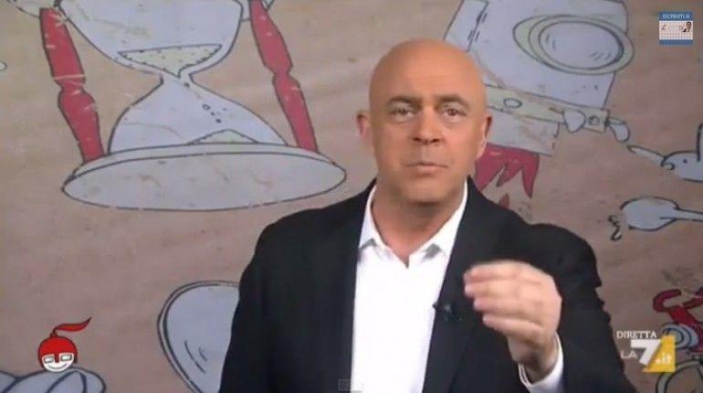 DiMartedì, Maurizio Crozza nella copertina del 10 febbraio 2015