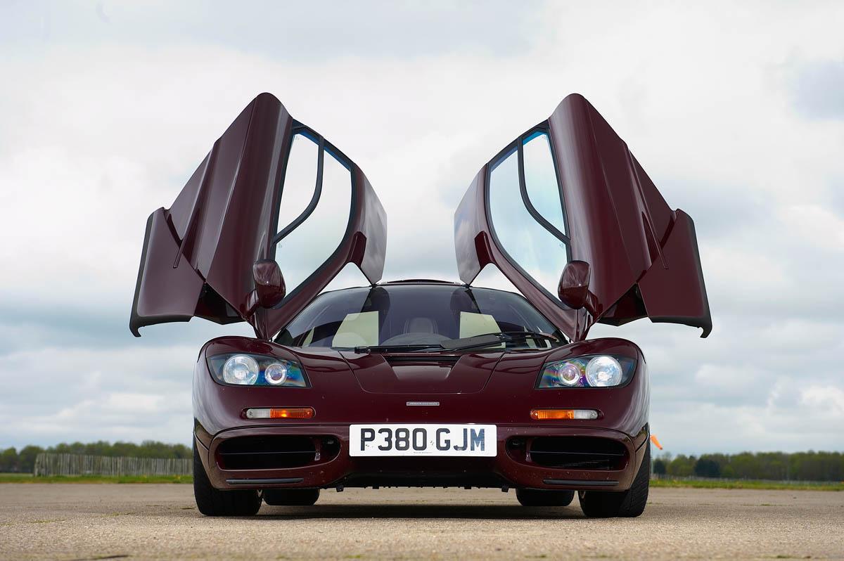 Mr. Bean mette in vendita la sua McLaren F1
