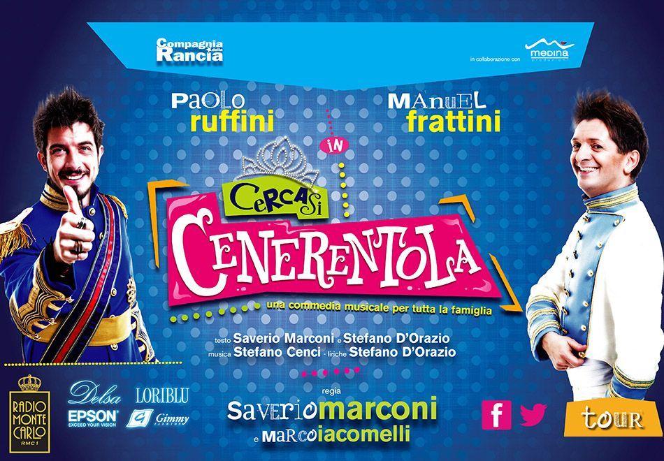Musical Cercasi Cenerentola: a Milano va in scena la 'favola pop'