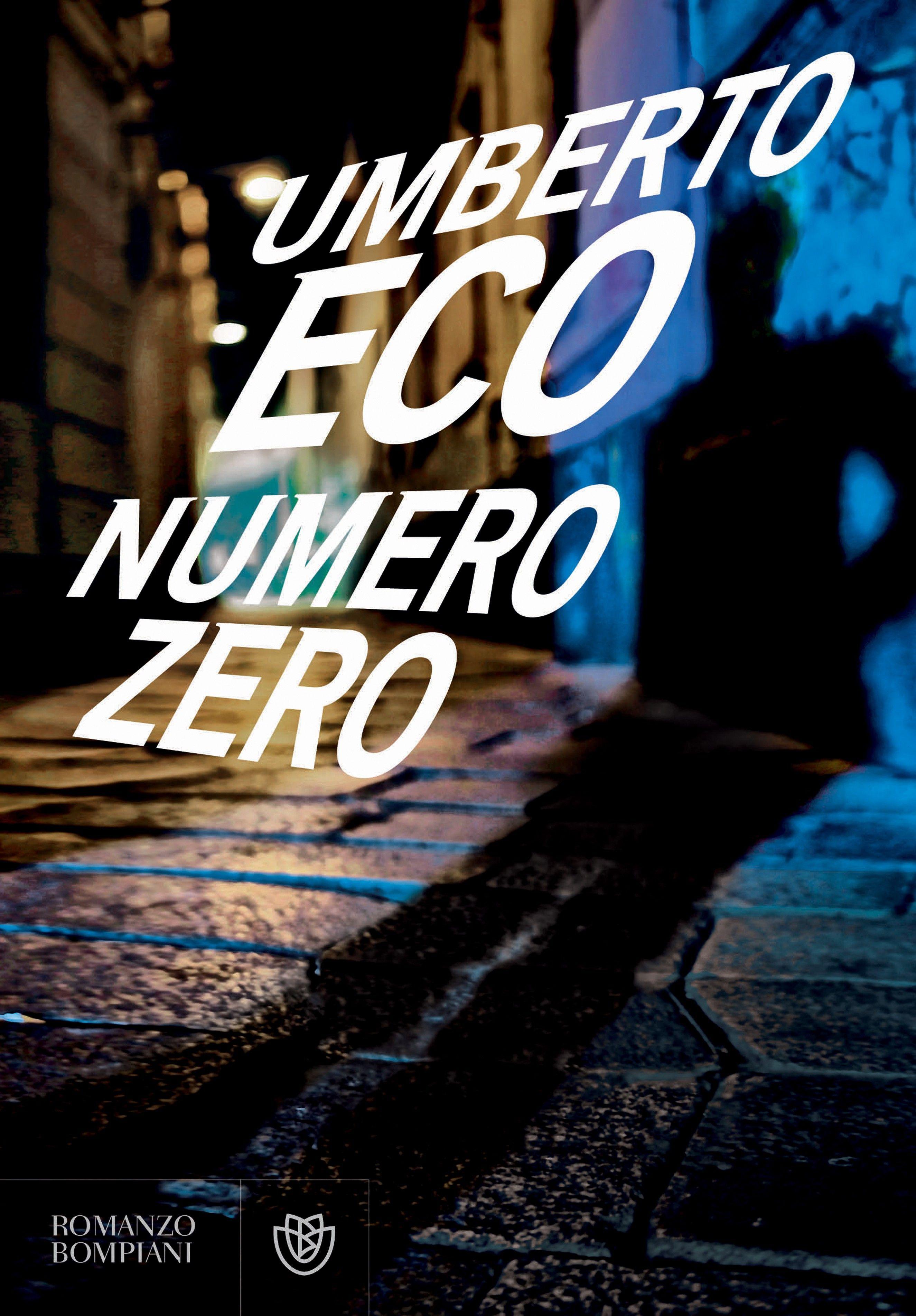 numero zero cover