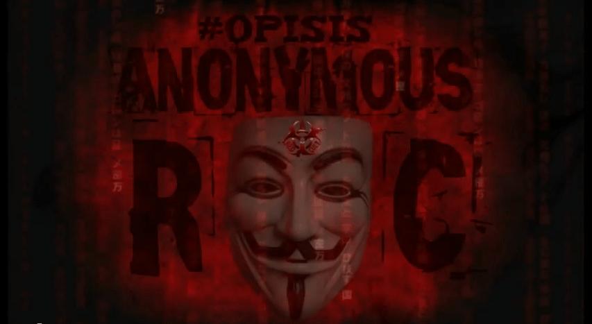 Anonymous contro Isis: 'Abbiamo violato la rete jihadista'. Decine i siti oscurati