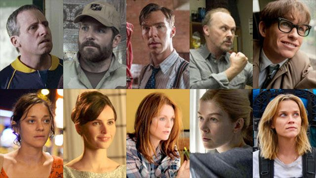 Oscar 2015 previsioni
