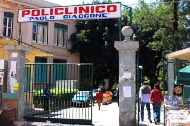 Furto al Policlinico di Palermo: scomparsi 8 televisori