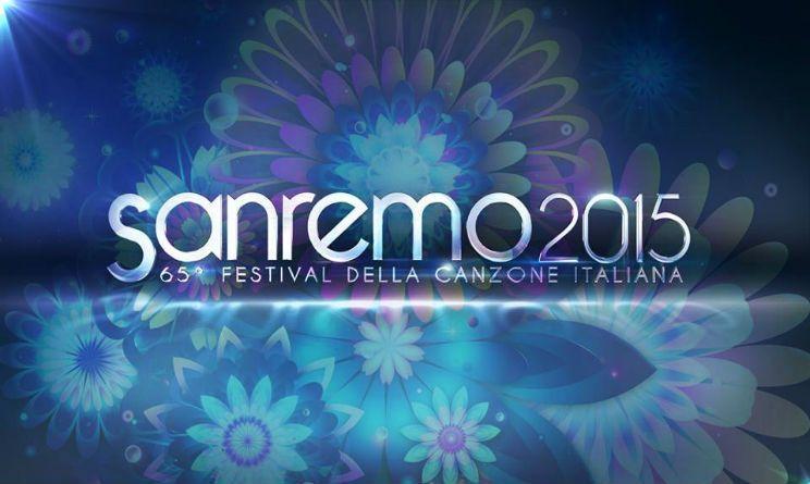 Sanremo 2015 cover