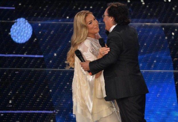 Albano e Romina a Sanremo 2015: il cantante spiega il mancato bacio