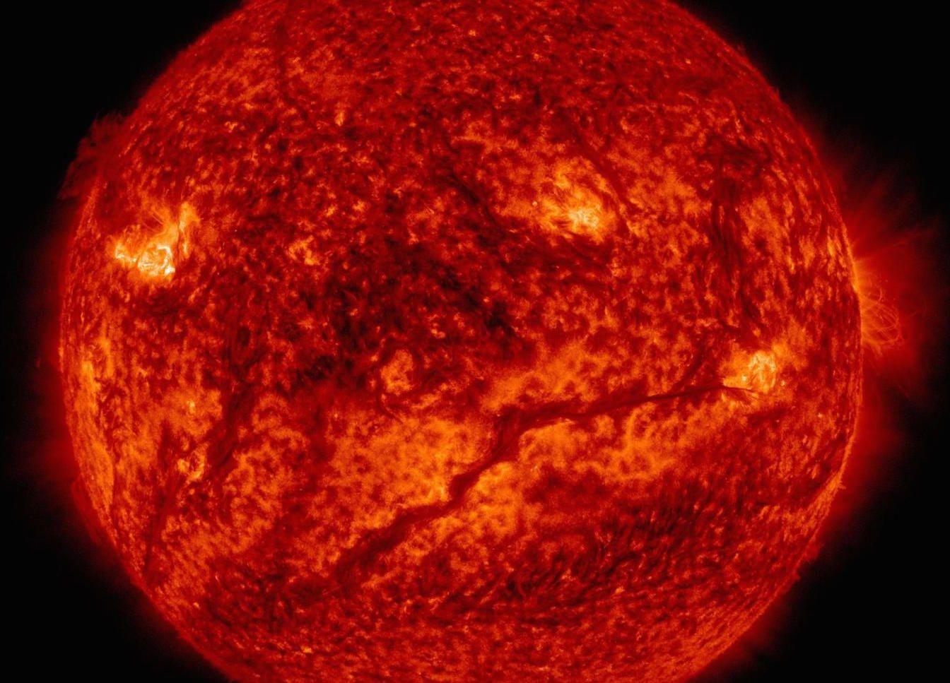5 anni di Sole in un video in timelapse della Nasa