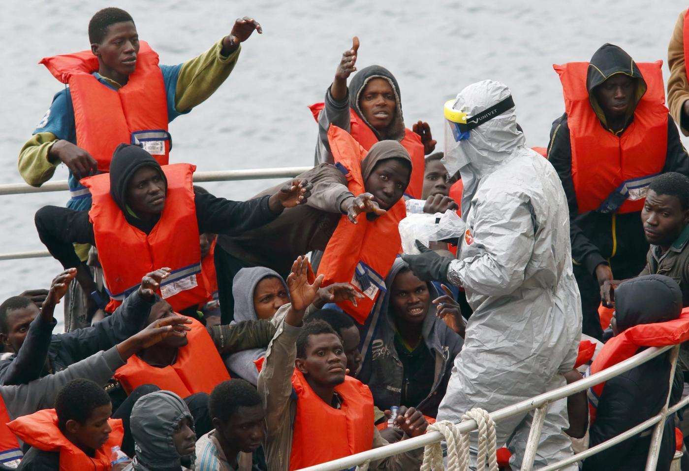 stragi di migranti