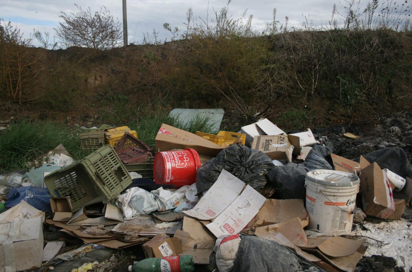 Terra dei Fuochi: un dossier di Legambiente denuncia che è ancora emergenza