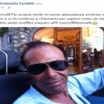 Antonello Venditti morto, ma è una bufala: 'Per essere morto mi sento abbastanza vivo'