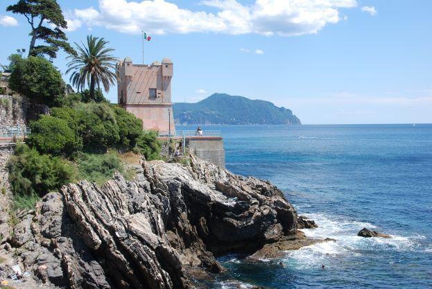 Itinerario alla scoperta di Nervi, Riviera in città