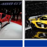 Auto più bella del Salone di Ginevra 2015, vota la tua preferita