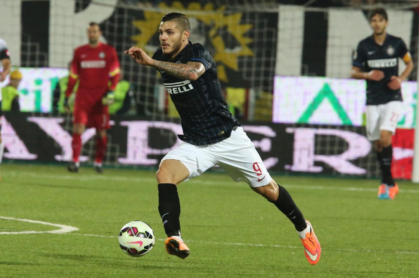 Inter vs Cesena 1-1: neroazzurri rimontano, ma è delusione