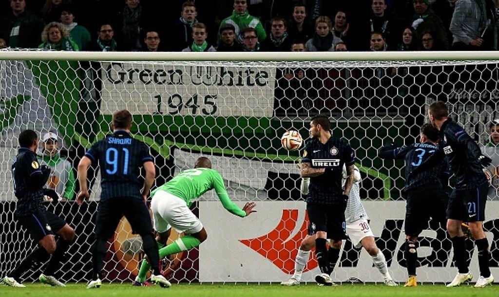 Europa League Wolfsburg Inter