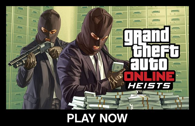 GTA 5 Heists
