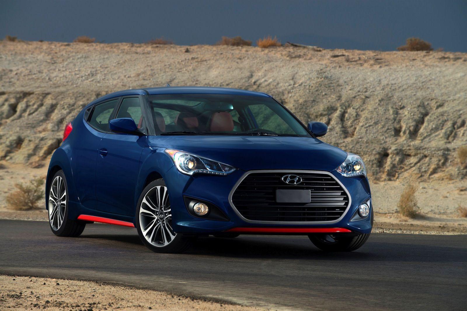 Hyundai Veloster 2015: prezzo, motori e caratteristiche