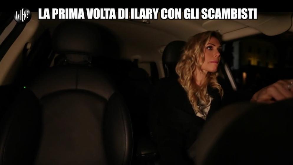 Le Iene, Ilary Blasi inviata in un club di scambisti: la 'normalità' delle coppie annoiate