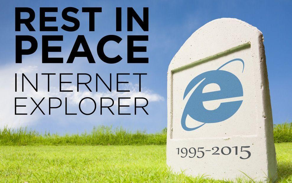 Internet Explorer addio, benvenuto Project Spartan