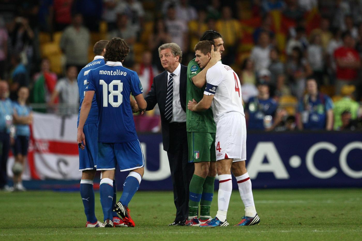 Italia vs Inghilterra 1-1: Pellé non basta a Conte